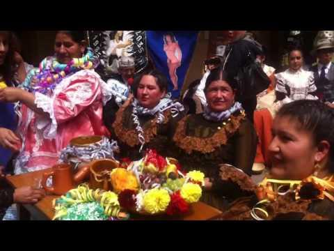 Carnaval de Antaño de Sucre