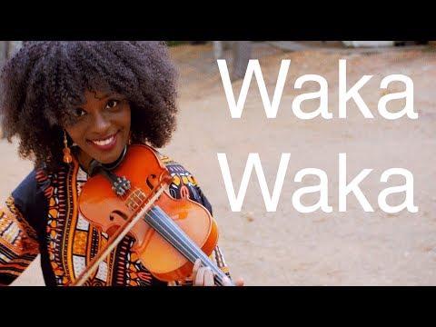 Waka Waka by Shakira Violin Cover