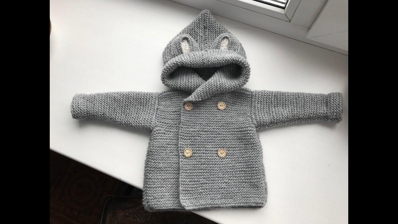 детская кофточка вязание спицамижакет описаниеч 3duffelкофта