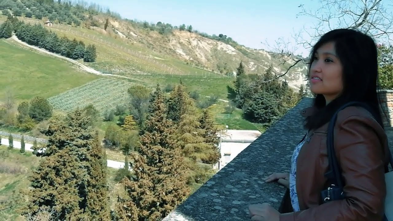 Brisighella Italy Amazing Views Picturesque Village Hidden Gem In Italy Youtube