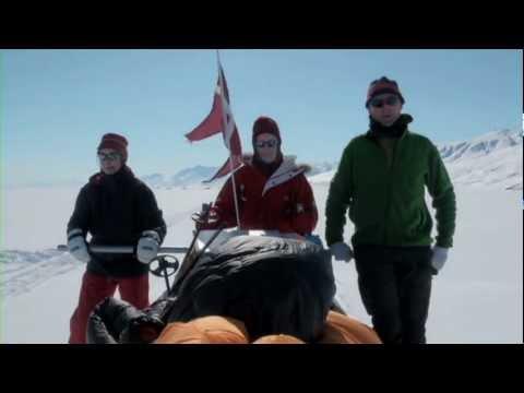Dronningen og Kronprinsen i Grønland