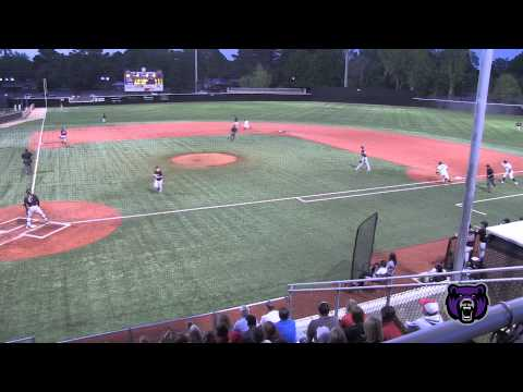 2014 Central Arkansas Baseball: ASU Game