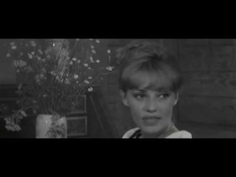 """Le tourbillon"" Jules et Jim, Francois Truffaut, Jeanne Moreau, Serge Rezvani"