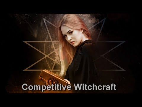 I Am A Better Witch Than You: Competitive Witchcraft