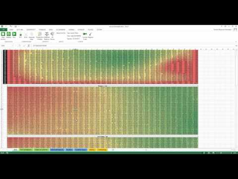 Reservoir Simulation software: ExcSim Overview