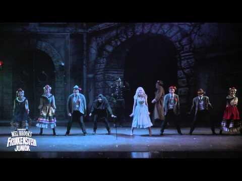 """Transilvanica magica"" da ""Frankenstein Junior"" il musical"