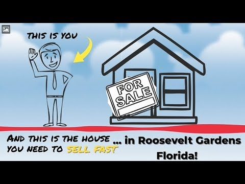 Sell My House Fast Roosevelt Gardens: We Buy Houses in Roosevelt Gardens and South Florida