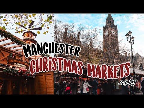 Manchester Christmas Markets - 2019