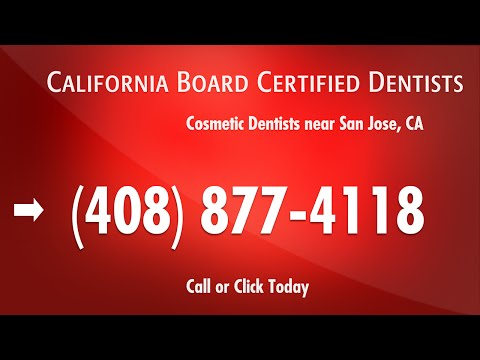 San Jose, CA Cosmetic Dentists – Call (408) 877-4118 | Best Cosmetic Dentistry San Jose CA