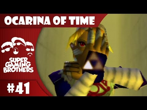 SGB Play: Ocarina of Time - Part 41 | It's Time to Stop Ganon! Later.