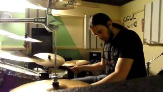 ZAZ/La Romance de Paris(feat.Thomas Dutronc)/Drumcover by flob234