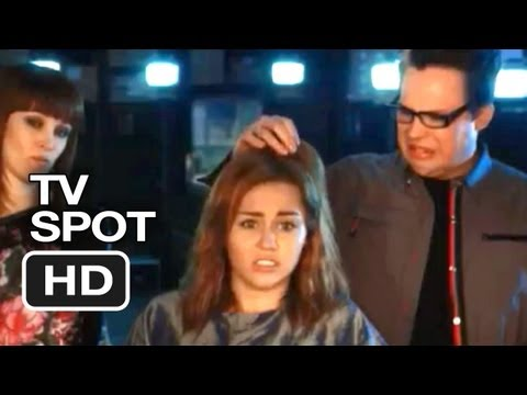 So Undercover TV SPOT #1 (2012) - Miley Cyrus Movie HD