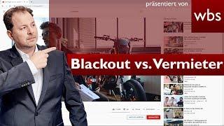 YouTube-Videos aus der Wohnung – droht Kündigung? | Rechtsanwalt Christian Solmecke