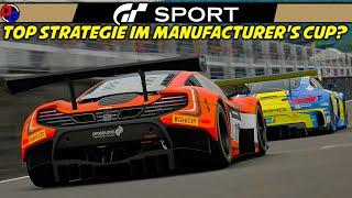 MERCEDES TOP STRAT? | Gran Turismo Sport | MERCEDES AMG GT3 @ Sardegna | GT Sport Gameplay German