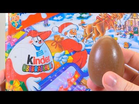 Видео, KinderToysShow1 - открываем Киндер Сюрпризы 1998 года