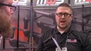 Modern Weapon Systems ION - SHOT Show 2015