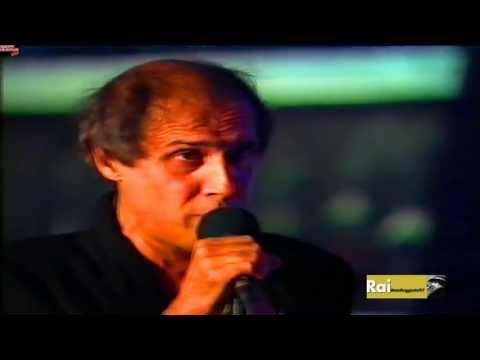 Adriano Celentano Una Carezza In Un Pugno Live Forum Assago 1994 Vhs Antonino