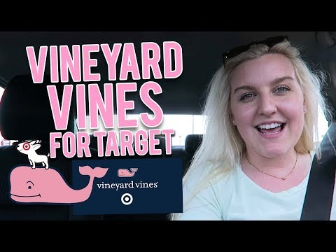 VINEYARD VINES FOR TARGET 2019 || Kellyprepster