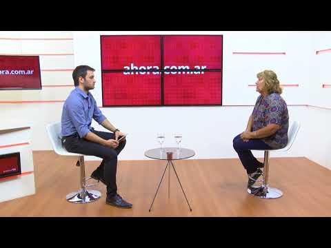 AHORA TV | Entrevista con Juana Ávalos