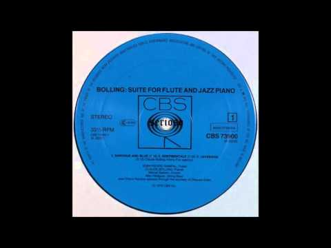 Suite For Flute And Jazz Piano side 1, Jean Pierre Rampal , Claude Bolling