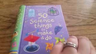 50 Science Things to Make & Do - Usborne Books and More