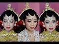 """Romantic look untuk make up adat """" Jogja Putri """" - Mipmop"""