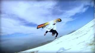 snowboard huilo huilo chile 2012
