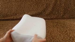 Обзор. Ортопедическая подушка