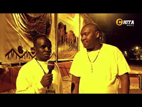 Ugandan Comedian SALVADO - Comedy In East Africa Is Good And Expensive