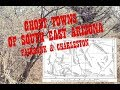 MINING GHOST TOWNS: Fairbank & Charleston AZ