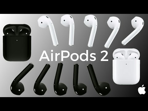 Apple AirPods 2: Concept Trailer By DR MAOMMAIZEINNG