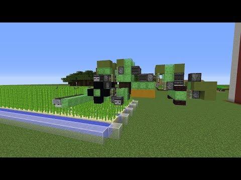 Minecraft Sugar Cane Harvester [80K Special]