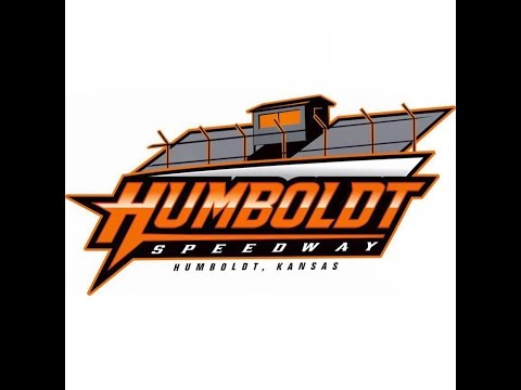 Humboldt Speedway NASCAR All-American Weekly Racing Series Modified feature