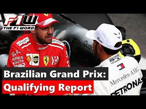 Brazilian Grand Prix: Qualifying Report