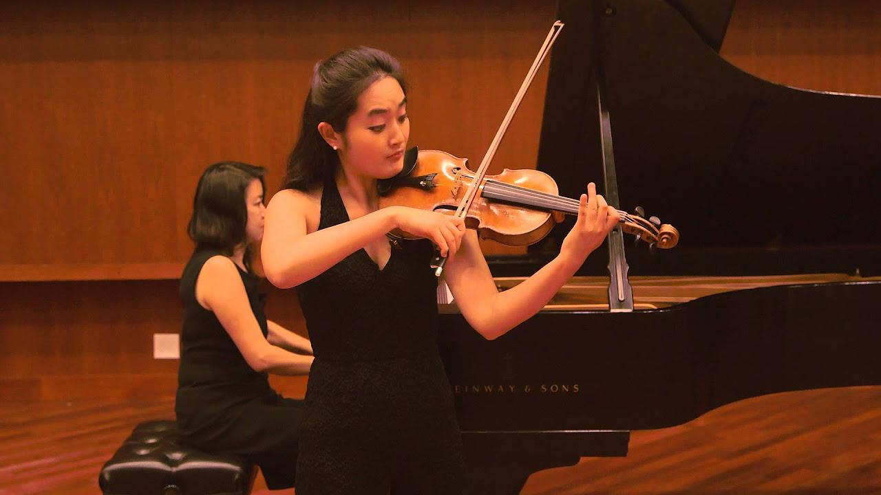 F. Chopin : Nocturne in c sharp minor for violin and piano_ YuEun Kim, Violin / 쇼팽 녹턴 : 바이올리니스트 김유은