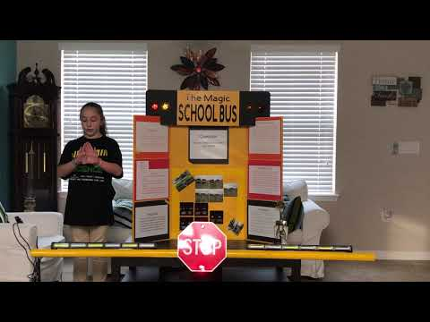 The Magic School Bus Science Fair Project