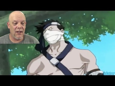REACTION VIDEO   Team 7 vs Zabuza, Part 1 - Okay, Zabuza Is Intimidating!