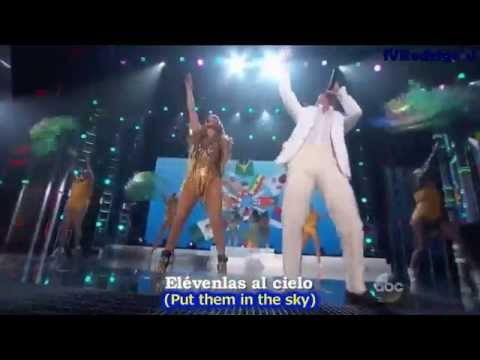Pitbull ft Jennifer Lopez - We are one [Lyrics y Subtitulos en Español]
