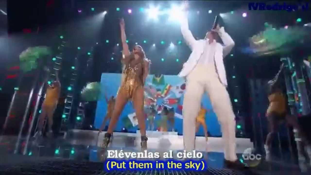 Download Pitbull ft Jennifer Lopez - We are one [Lyrics y Subtitulos en Español]