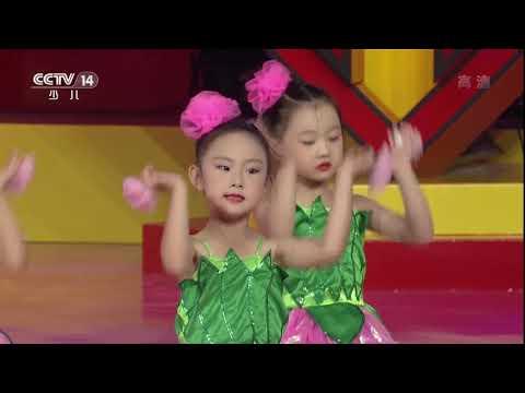 [英雄出少年]《荷花仙子》 表演:金海花等 | CCTV少儿
