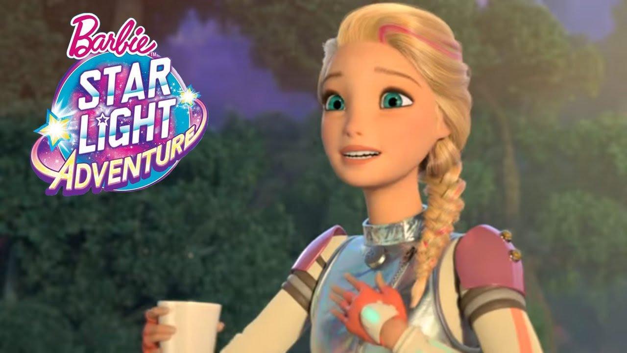 Приглашение короля | Barbie и Космическое приключение ...