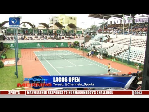 Just Concluded Lagos Open, Lagos City Marathon In Focus |Sports This Morning|