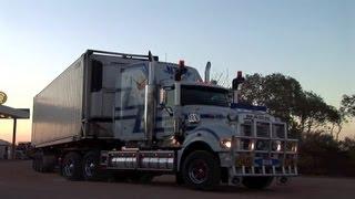 Australian Road Trains : Cadney Park & Alice Springs