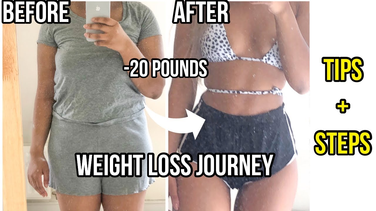 Fast Weight Loss Tips | How I lost 20 POUNDS in 1 month Easy and Maintained it