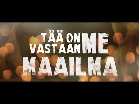 Kls. -  Me Vastaan Maailma (official Lyric Video)