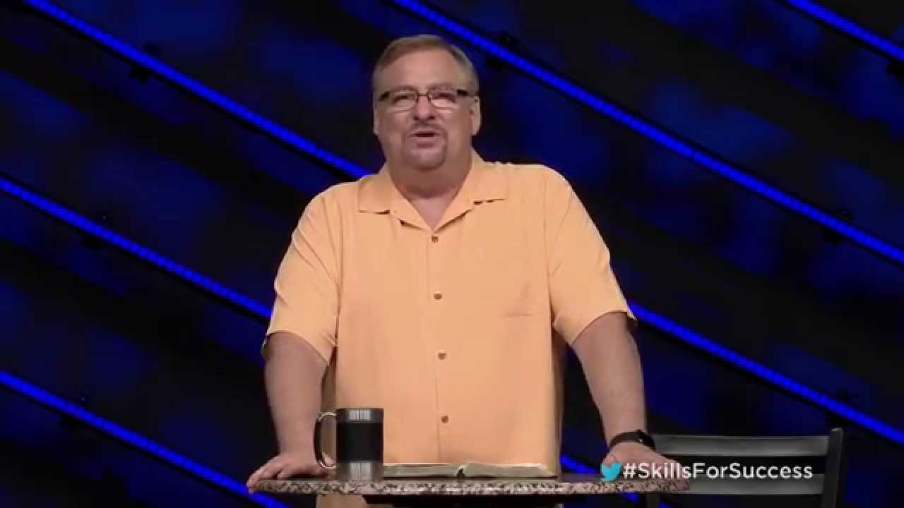 Learning To Be Both Fast & Slow with Rick Warren
