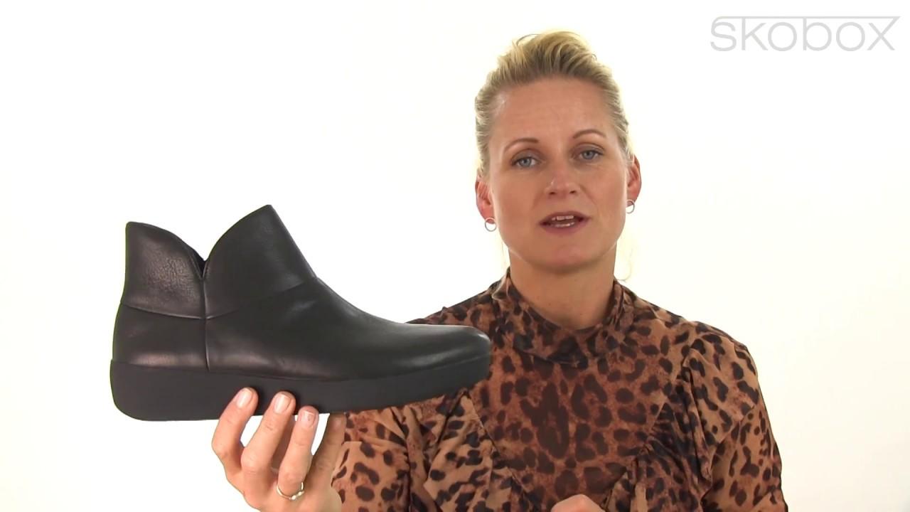 FitFlop™ støvle – Supermod Skind