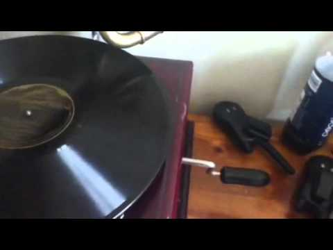 how to change needle on at-lp60