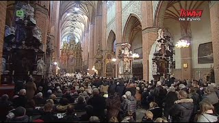 Święcenia biskupie ks. prałata dr. Arkadiusza Okroja, biskupa pomocniczego diecezji pelplińskiej