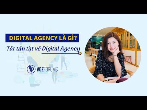 Digital Agency là gì? Tất tần tật kiến thức về Digital Acency | VOZFORUMS